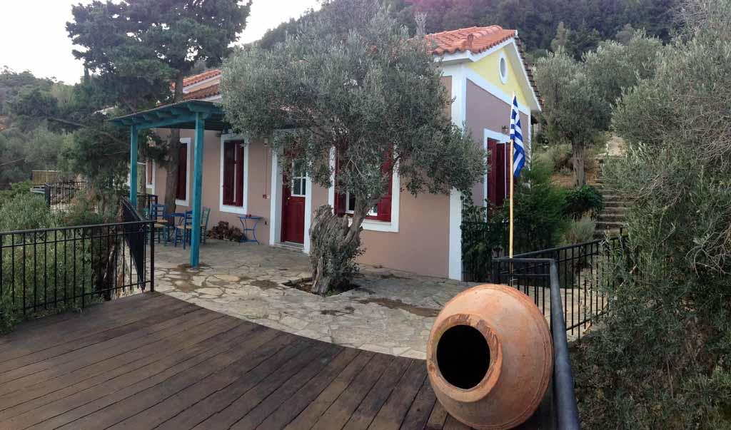 Ferienhaus Petros